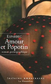 couverture de Amour et popotin
