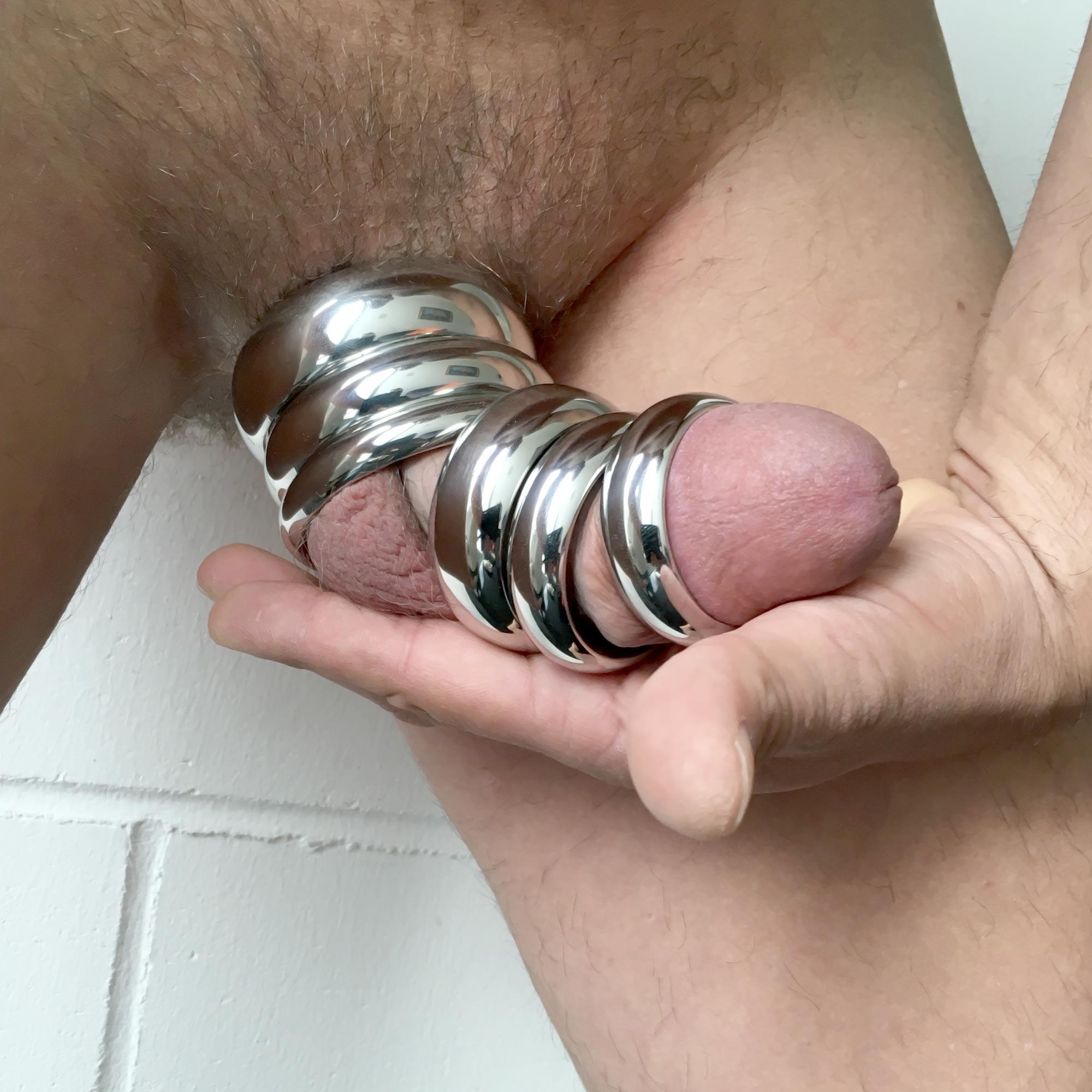 Фильм кольца на член